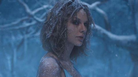 Así sufrió Taylor Swift durante la grabación de su último videoclip. ¡Casi no lo cuenta!