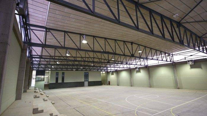 Interior de la prisión de Lledoners.