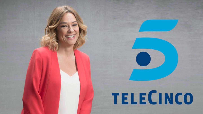 Toñi Moreno en la imagen promocional de Telecinco.