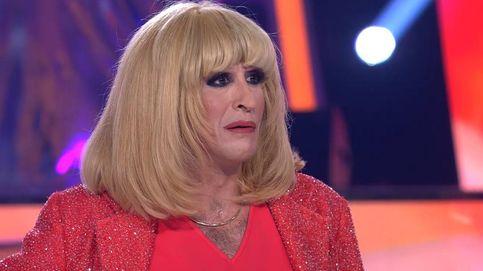 Hachazo de Lolita a Vaquerizo en 'Tu cara me suena': Peor no lo podías hacer