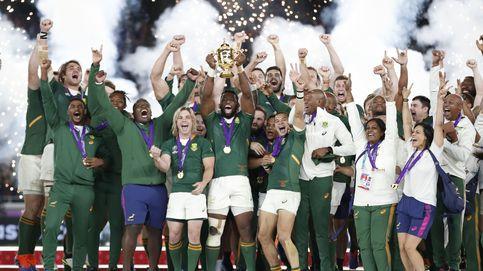Sudáfrica reina en el rugby mundial y cumple el gran sueño de Nelson Mandela