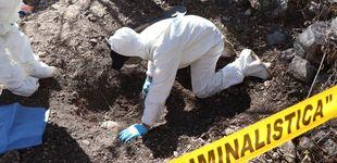 Post de Encuentran 119 bolsas con restos humanos en una fosa clandestina en México