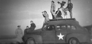 Post de 'Five Came Back': Hollywood se cuadró en la guerra y Netflix lo cuenta a lo grande