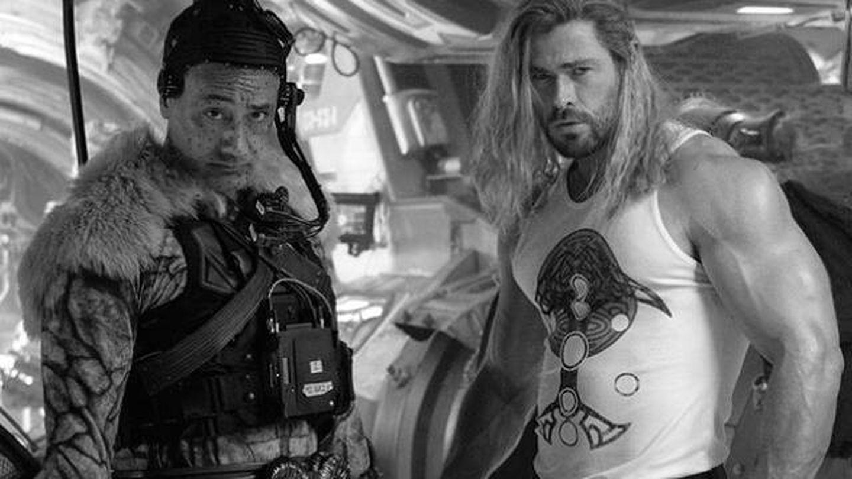 El cambio de imagen para protagonizar Thor es impresionante (Instagram)