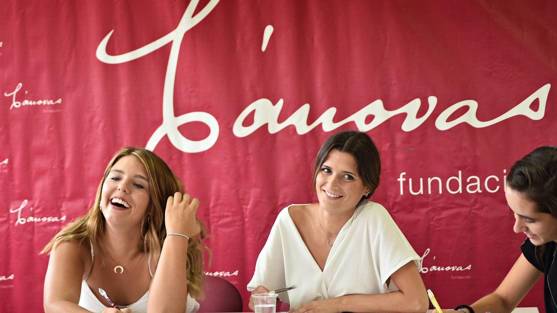 Foto: Un grupo de 'debatientes' de la Fundación Cánovas (Toñi Guerrero).