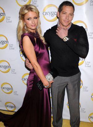 Paris Hilton rompe con su novio, Cy Waits