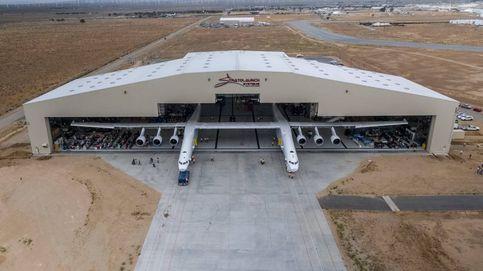 117 metros de envergadura: el avión más grande del mundo muestra sus alas