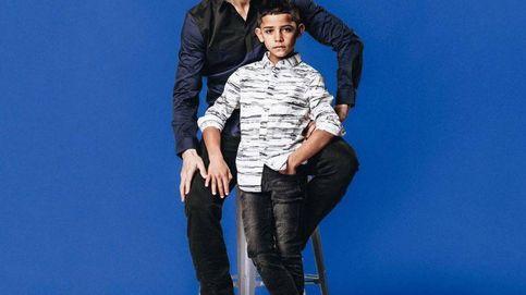 El hijo de Cristiano Ronaldo se apunta a los vaqueros de papá