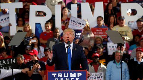 Cuatro escenarios y un empate en los que Trump sería presidente de EEUU