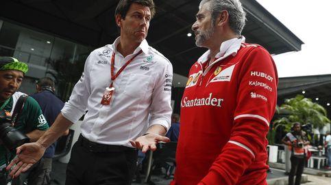 Donde sí gana Ferrari a Mercedes (y por goleada) en la Fórmula 1