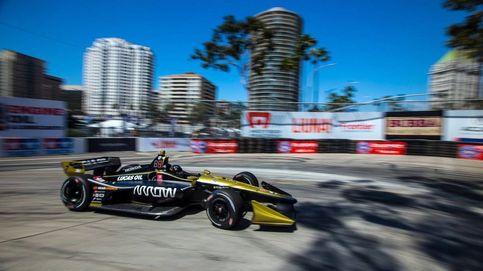 El piloto de F1 que sigue los pasos de Fernando Alonso en los óvalos de la IndyCar