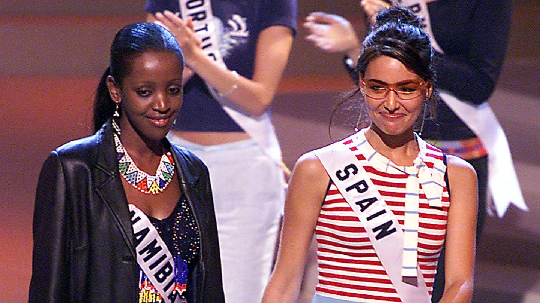 Vania Millán, en Miss Universo. (Getty)