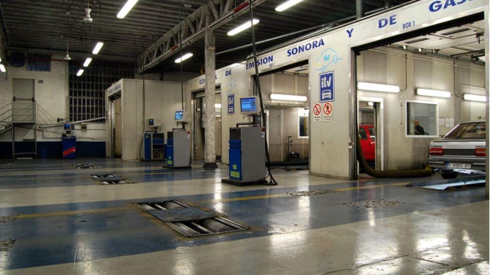 Foto: Estación de ITV de Levante en Valencia. (Atisae)