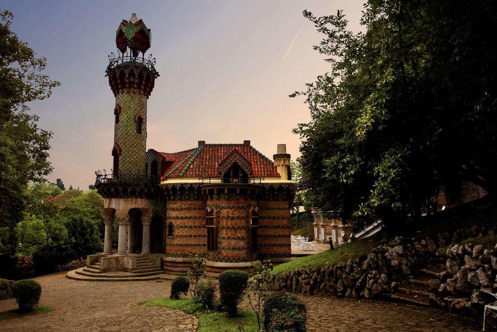 Foto: El Capricho de Gaudí, en Comillas, Cantabria (Foto: El Capricho de Gaudí)