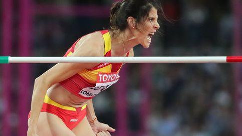 Ruth Beitia, la mejor opción de España en los mundiales, no está para fiestas