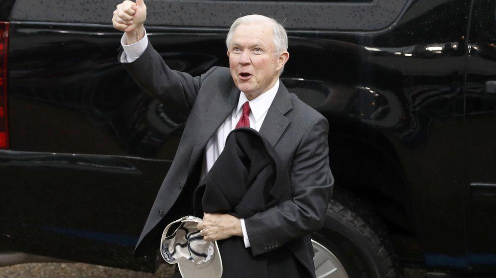 Foto: El nuevo fiscal general de Estados Unidos, Jeff Sessions. (Reuters)