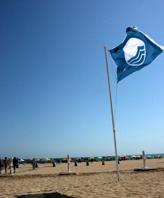 Foto: Una playa con bandera azul (Elaltetalicante)