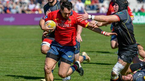 España de rugby gana a Alemania e iguala el mejor resultado de su historia