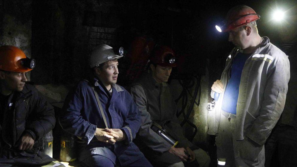 En las profundidades del Donbass, la ruina de la minería ucraniana
