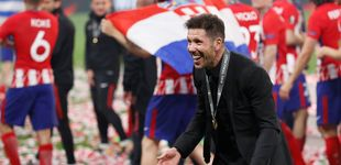 Post de Simeone recordó por qué es el entrenador mejor pagado de España