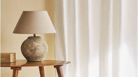Zara Home tiene las cortinas ideales y de tendencia para decorar tu piso con estilo