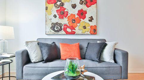 Qué sofá es mejor para decorar un salón pequeño