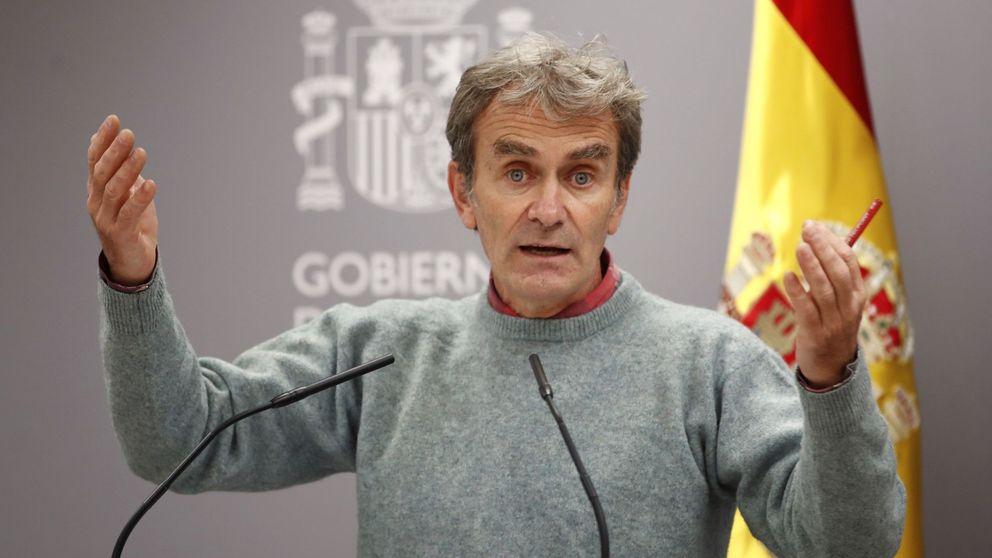 Fernando Simón: Un confinamiento muy corto no es suficiente