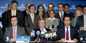 La familia Ruiz Mateos financió a la secta secreta El Yunque tras su desembarco en España