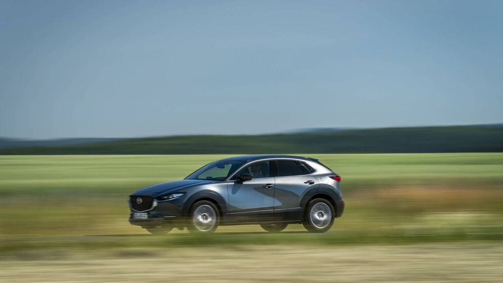 Mazda CX-30, el todocamino urbano robusto por debajo y muy dinámico por arriba