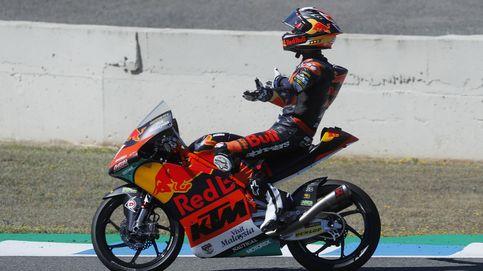 Pedro Acosta despide en Le Mans sus 16 años como el mejor piloto joven de la historia del motociclismo