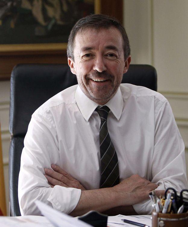Foto: El rector de la Universidad Complutense, José Carrillo (EFE)