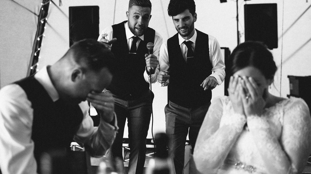 Foto: El discurso de boda tiene que ser breve (Pixabay)