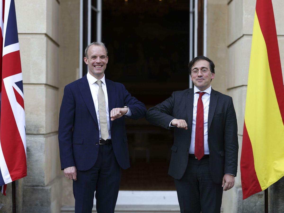 Foto: El nuevo ministro inauguró su mandato en Londres. (Reuters)