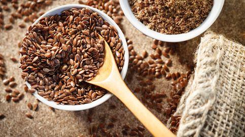 Las semillas de lino mejoran la microbiota y te hacen adelgazar
