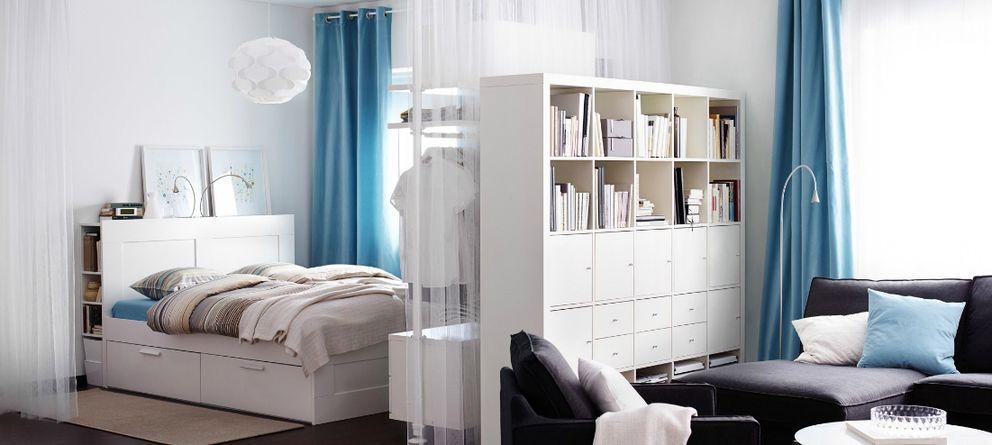 Por qu los muebles de ikea no quedan igual en tu casa for Mueble ikea cuadrados