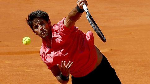 El efecto ganador de un ¡vamos Fernando (Verdasco), arriba ese ánimo!