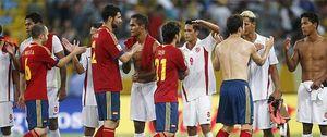 Maracaná falta al respeto a Tahití y demuestra que Brasil está obsesionado con España