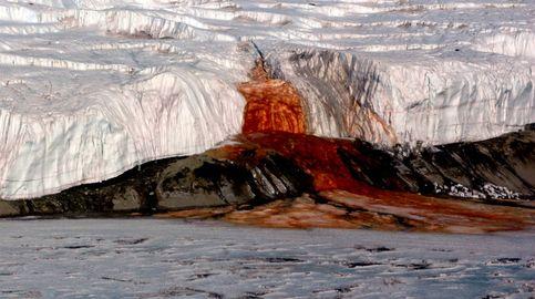 Las Cataratas de Sangre, el fenómeno de la Antártida sin explicación en cien años