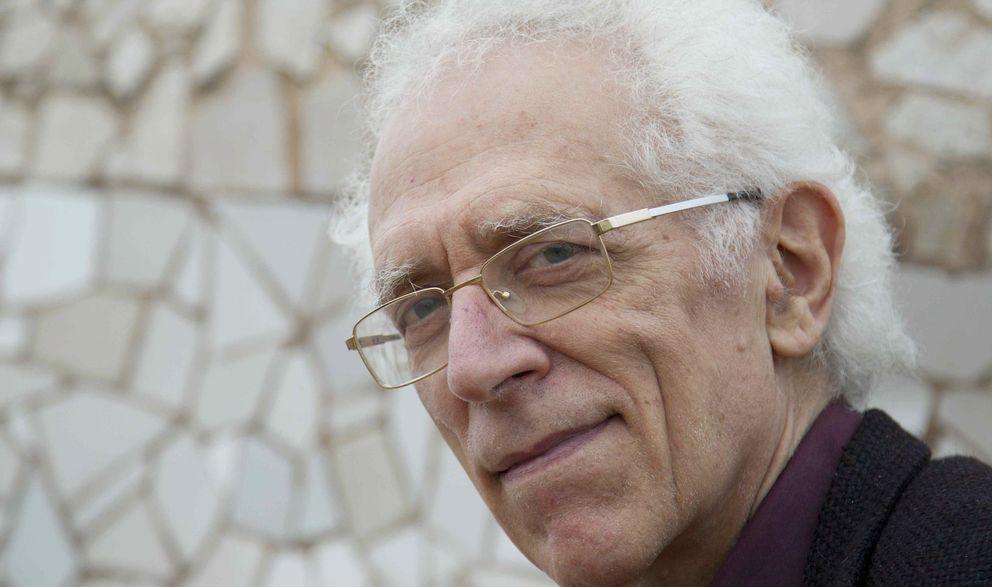 Foto: El lingüista y sociólogo Tzvetan Todorov participa en el ciclo 'La España posible', de Bertelsmann. (EFE)