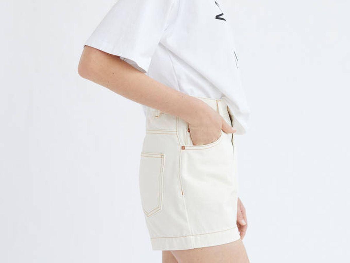 Foto: Pantalones cortos cómodos de Parfois. (Cortesía)