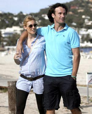 La hija de Carolina Cerezuela y de Carlos Moyá nacerá en Mallorca