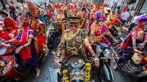 El Año Nuevo de Maharashtrian y el Festival Estéreo Picnic: el día en fotos
