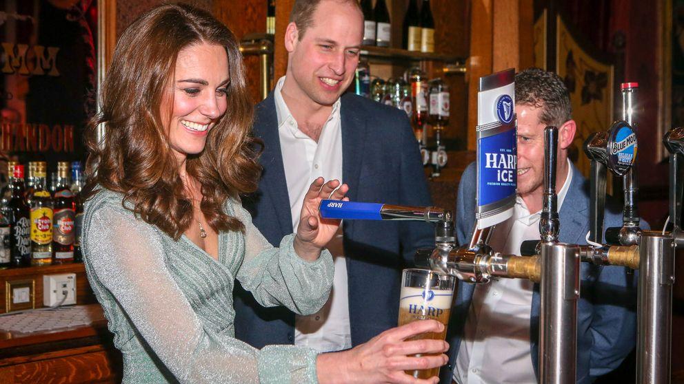 Kate Middleton recurre al patriotismo irlandés vestida de verde y de Missoni