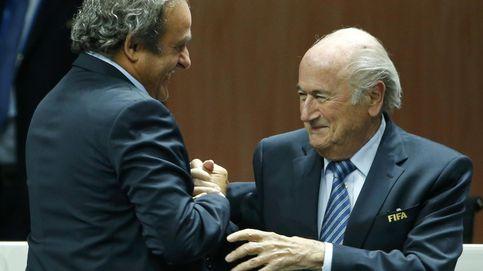 La FIFA decidirá si Platini puede optar a ser presidente después de su sanción