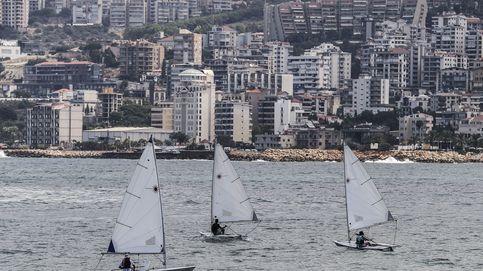 La regata Kaslik-ATCL, en Líbano