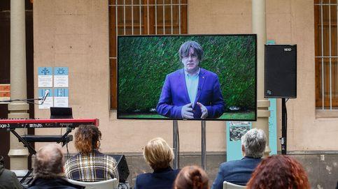 Los papeles secretos de Puigdemont: hacer pinza con la CUP y aislar a ERC