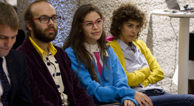 Foto: Cósima y Tristán