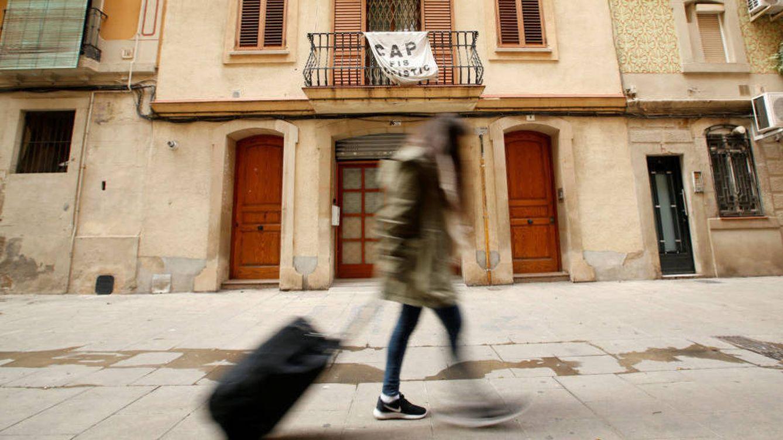 Foto: De alquiler turístico a tradicional pero a precios altos para que salgan las cuentas. (EFE)