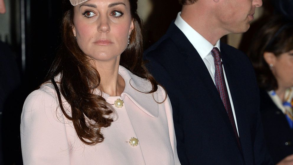 Kate Middleton da pistas sobre el sexo de su próximo bebé