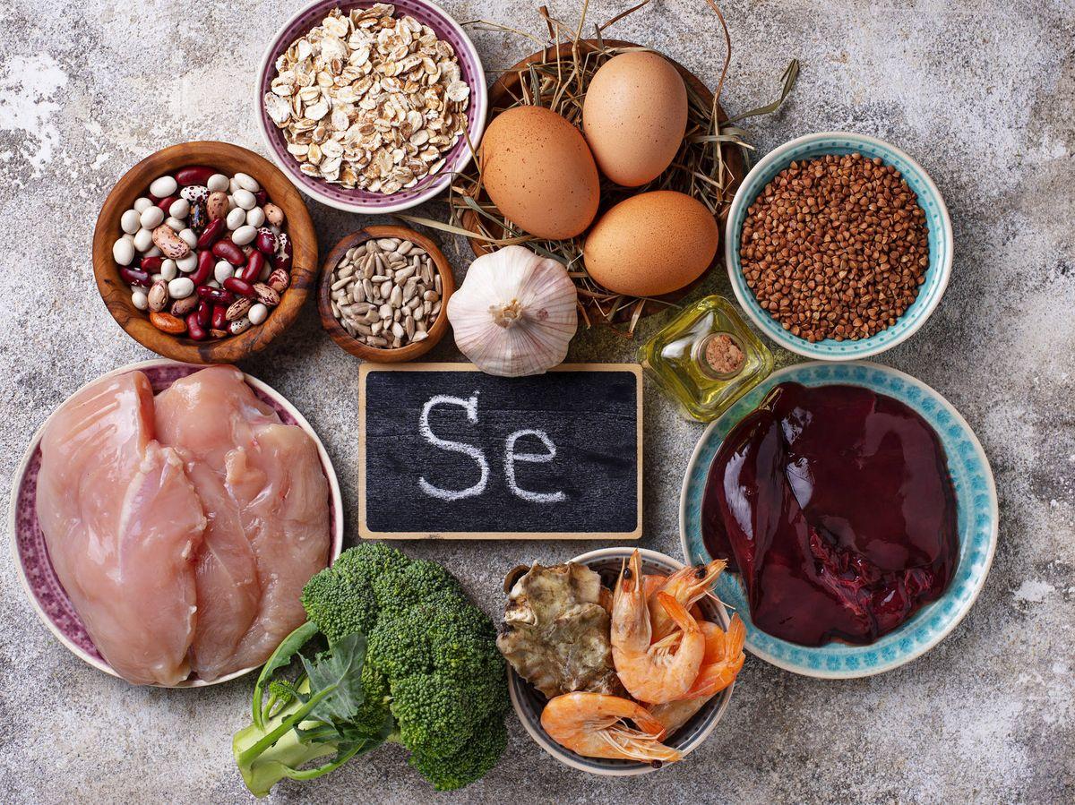 Alimentos: Alimentos con selenio, el mineral con gran poder ...